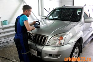 Качественная полировка автомобиля Тюмени