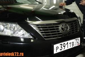 покрытое керамикой авто в Тюмени