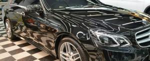 покрытие авто жидким стеклом Тюмень