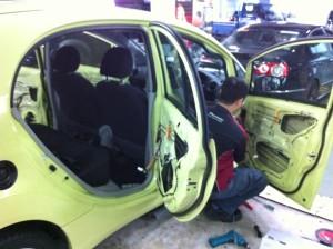 шумоизоляция автомобиля в Тюмени недорого