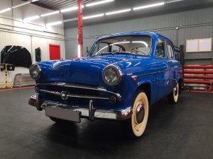 Реставрация, покраска авто Тюмень Москвич 407