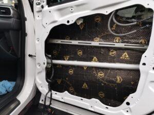 Вибродемпфирующий материал премиум сегмента STP AERO - шумоизоляция авто Тюмень