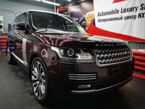 покраска авто в Тюмени